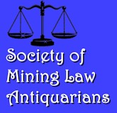 Logo: Society of Mining Law Antiquarians